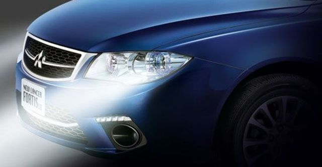 2013 Mitsubishi Lancer Fortis 1.8豪華型  第8張相片