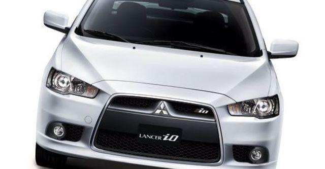 2013 Mitsubishi Lancer iO 1.8勁動型  第11張相片