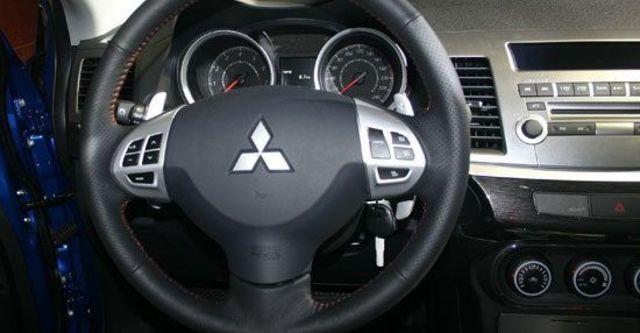 2013 Mitsubishi Lancer iO 1.8躍動型  第8張相片