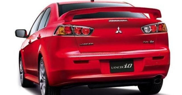 2013 Mitsubishi Lancer iO 2.0  第3張相片