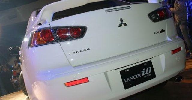 2013 Mitsubishi Lancer iO 2.0  第9張相片