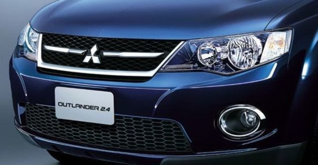 2013 Mitsubishi Outlander 2.4 2WD豪華型  第8張相片