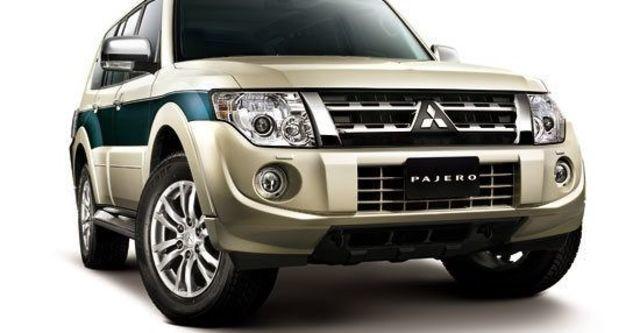 2013 Mitsubishi Pajero 3.8  第1張相片