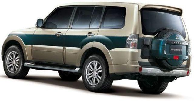2013 Mitsubishi Pajero 3.8  第4張相片