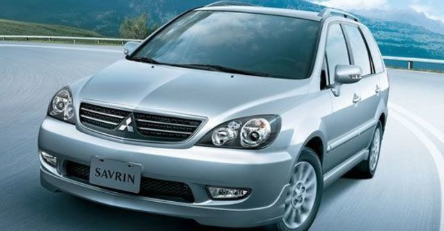 2013 Mitsubishi Savrin 2.4旗艦型六人座  第1張相片