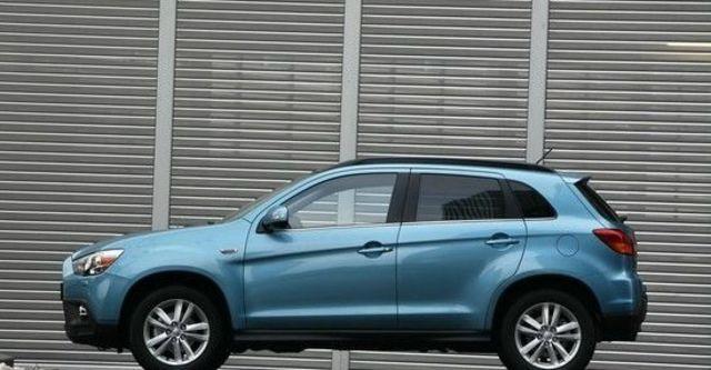2012 Mitsubishi ASX 2.0 4WD  第1張相片