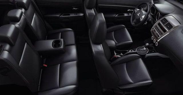 2012 Mitsubishi ASX 2.0 4WD  第7張相片