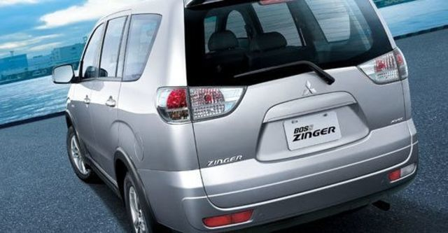 2012 Mitsubishi Boss Zinger 2.4雅緻自排型  第8張相片
