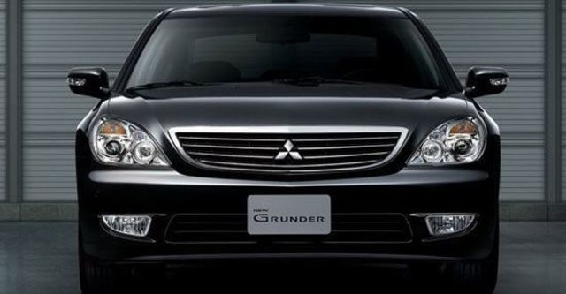 2012 Mitsubishi Grunder 2.4 SEi經典型  第4張相片