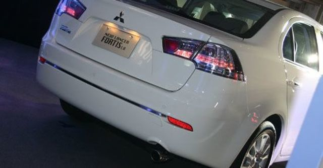2012 Mitsubishi Lancer Fortis 1.8旗艦型  第3張相片