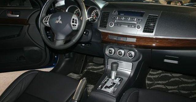 2012 Mitsubishi Lancer Fortis 1.8旗艦型  第8張相片