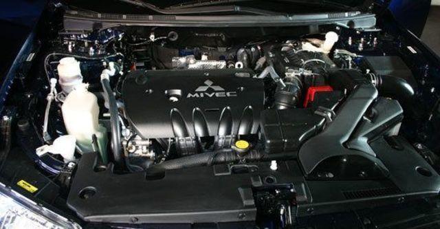 2012 Mitsubishi Lancer Fortis 1.8旗艦型  第9張相片