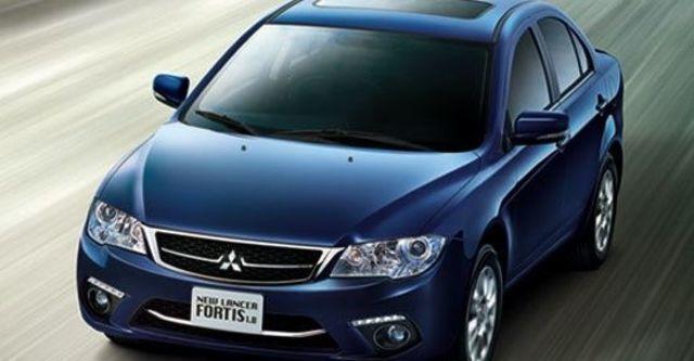 2012 Mitsubishi Lancer Fortis 1.8經典型  第1張相片