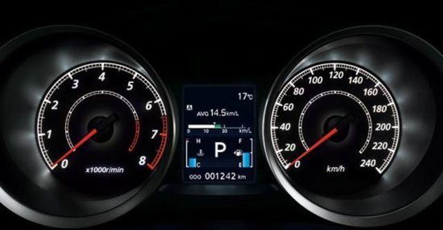 2012 Mitsubishi Lancer Fortis 1.8經典型  第7張相片