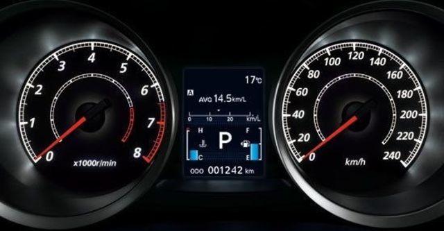 2012 Mitsubishi Lancer iO 1.8勁動型  第9張相片