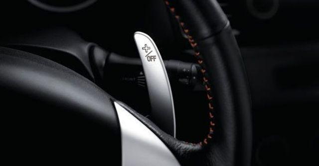 2012 Mitsubishi Lancer iO 1.8悍動型  第5張相片
