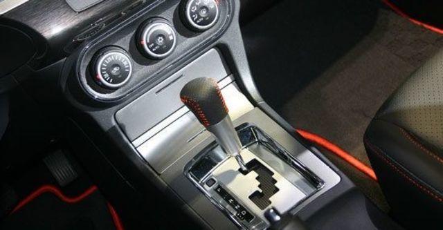 2012 Mitsubishi Lancer iO 1.8悍動型  第7張相片