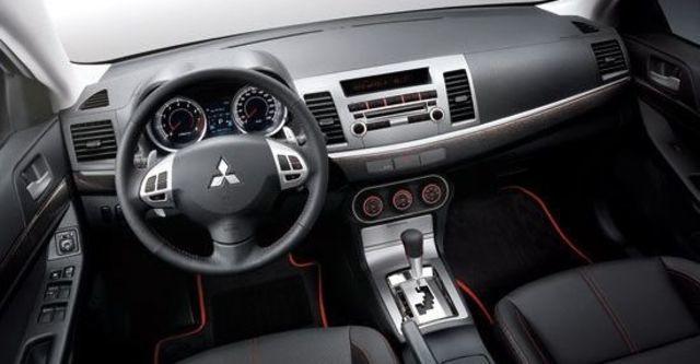 2012 Mitsubishi Lancer iO 1.8悍動型  第8張相片