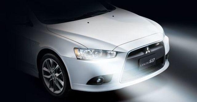 2012 Mitsubishi Lancer iO 1.8悍動型  第10張相片