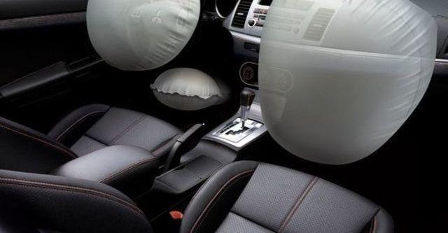 2012 Mitsubishi Lancer iO 1.8躍動型  第5張相片
