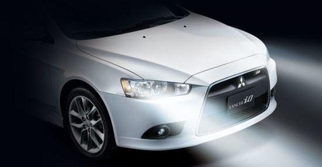 2012 Mitsubishi Lancer iO 2.0  第10張相片