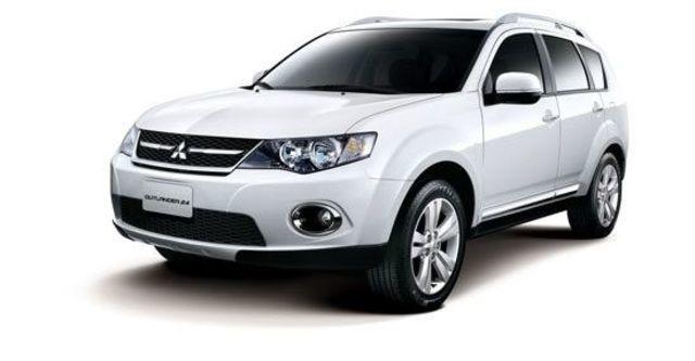 2012 Mitsubishi Outlander 2.4 2WD精緻型  第1張相片