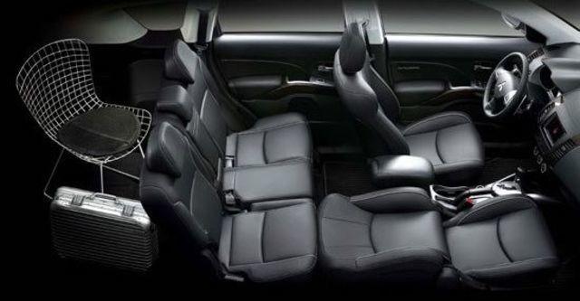 2012 Mitsubishi Outlander 2.4 2WD豪華型  第5張相片
