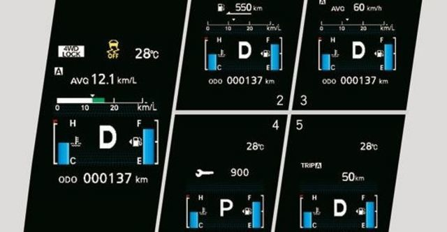 2012 Mitsubishi Outlander 2.4 2WD豪華型  第9張相片
