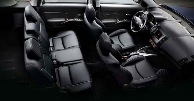2012 Mitsubishi Outlander 2.4 4WD旗艦型  第6張相片