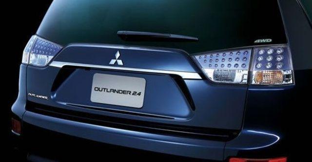 2012 Mitsubishi Outlander 2.4 4WD旗艦型  第8張相片