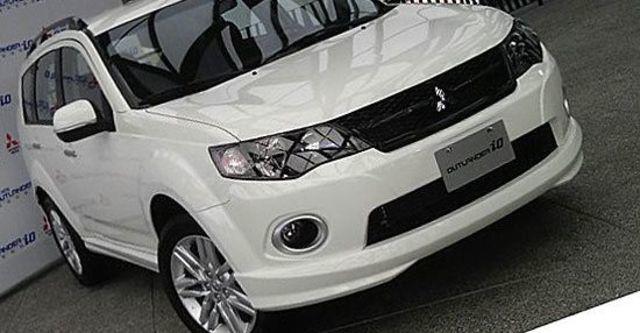 2012 Mitsubishi Outlander iO 2WD  第1張相片
