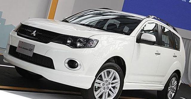 2012 Mitsubishi Outlander iO 4WD  第2張相片