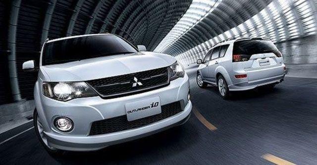 2012 Mitsubishi Outlander iO 4WD  第3張相片