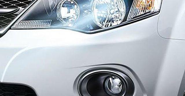 2012 Mitsubishi Outlander iO 4WD  第11張相片