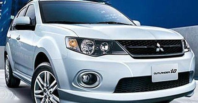 2012 Mitsubishi Outlander iO 4WD  第13張相片