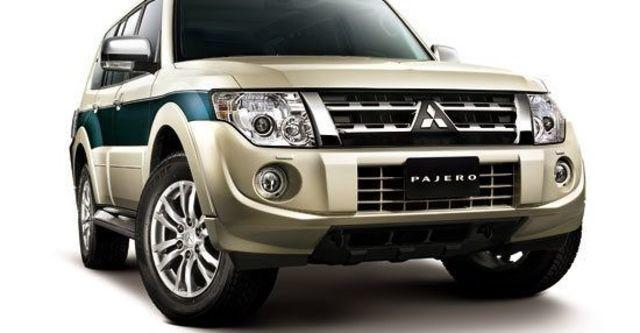 2012 Mitsubishi Pajero 3.8  第1張相片