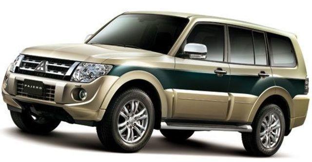 2012 Mitsubishi Pajero 3.8  第10張相片