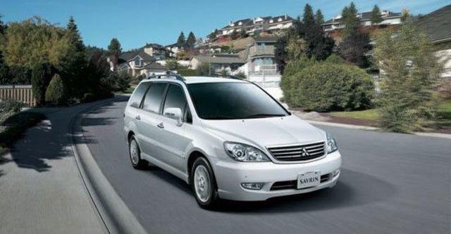 2012 Mitsubishi Savrin 2.4尊貴型四人座  第1張相片