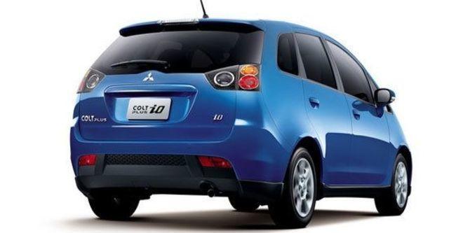 2011 Mitsubishi Colt Plus iO勁炫型  第3張相片