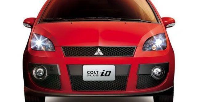 2011 Mitsubishi Colt Plus iO勁炫型  第4張相片