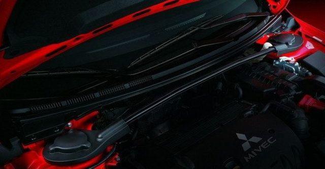 2011 Mitsubishi Lancer iO 2.0  第9張相片