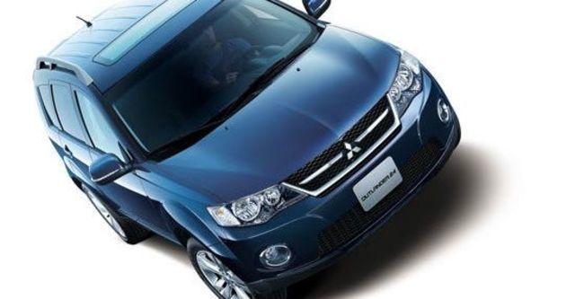 2011 Mitsubishi Outlander 2.4 4WD尊貴型  第1張相片