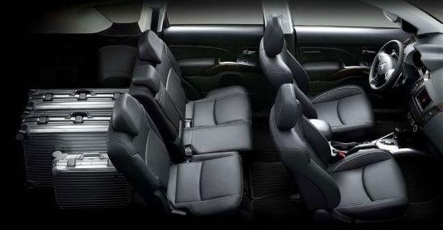 2011 Mitsubishi Outlander 2.4 4WD尊貴型  第8張相片