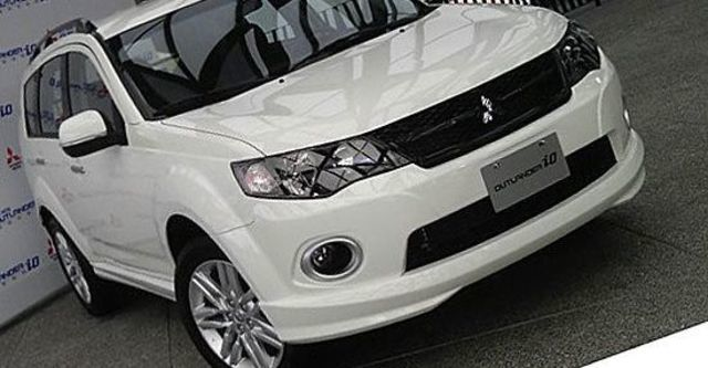 2011 Mitsubishi Outlander iO 2WD  第2張相片