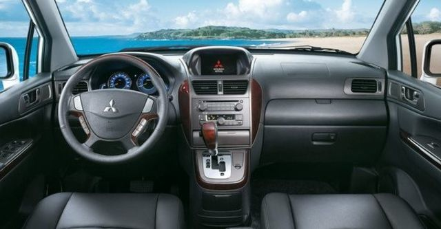 2011 Mitsubishi Savrin 2.4豪華型七人座  第10張相片