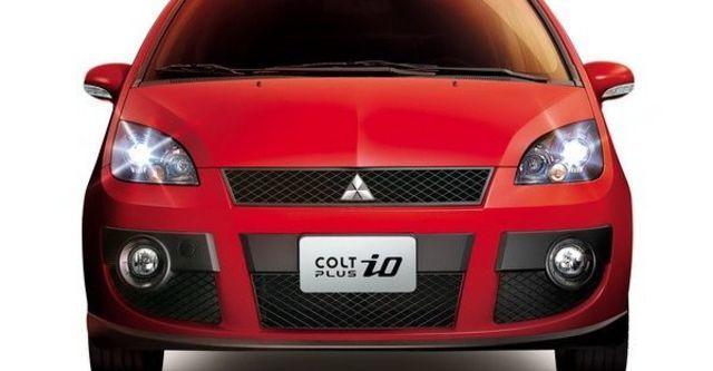 2010 Mitsubishi Colt Plus iO勁炫型  第2張相片