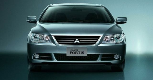 2010 Mitsubishi Lancer Fortis 1.8豪華型  第2張相片