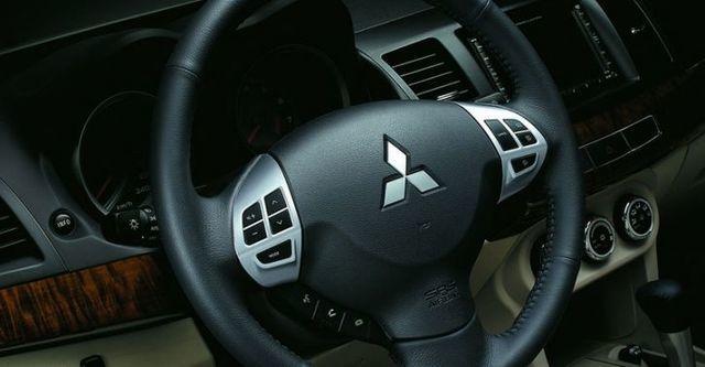 2010 Mitsubishi Lancer Fortis 1.8豪華型  第6張相片
