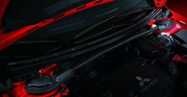 2010 Mitsubishi Lancer iO 2.0  第9張相片