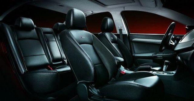 2010 Mitsubishi Lancer iO 2  第10張相片